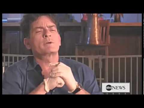 """Charlie Sheen Calls Brett Rossi an """"Extortionist"""