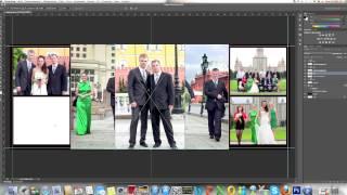 как сделать быстро свадебный альбом 2