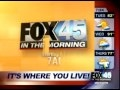 FOX45 In The Morning id 2010