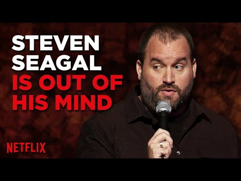 Steven Seagal Is Out Of His Mind   Tom Segura Stand Up Comedy  