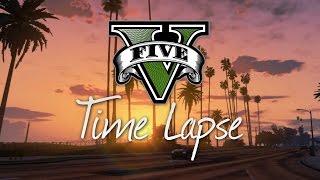 The Ultimate GTA V PC TimeLapse | 1080p HD 60FPS