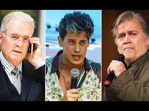 Breitbart, Milo Lose Megadonor Robert Mercer