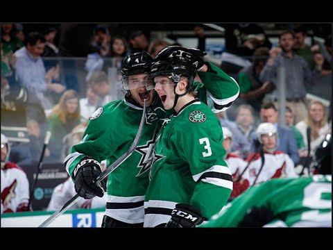 John Klingberg's First NHL Goal - Nov 20th 2014 (HD)