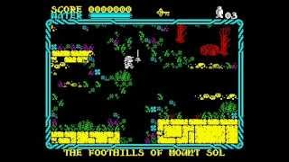 land Of Mire Mare - ZX Spectrum - emulador EmuZWin 2.4 - probado Windows 7 x64