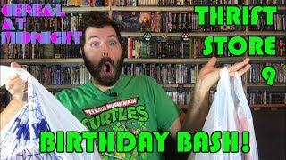 Thrift Store 9: Birthday Bash!