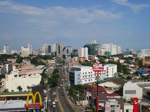 Cebu City Views | Top Floor Best Western (Zoom Lens) | Part 2