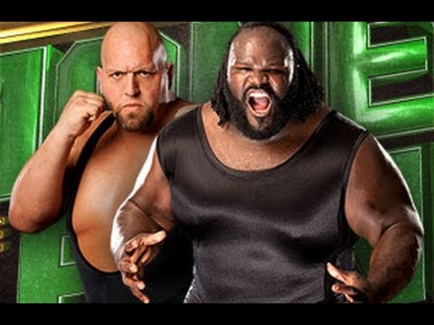 WWE Money In The Bank 2011 WWEPG Big Show Vs Mark Henry