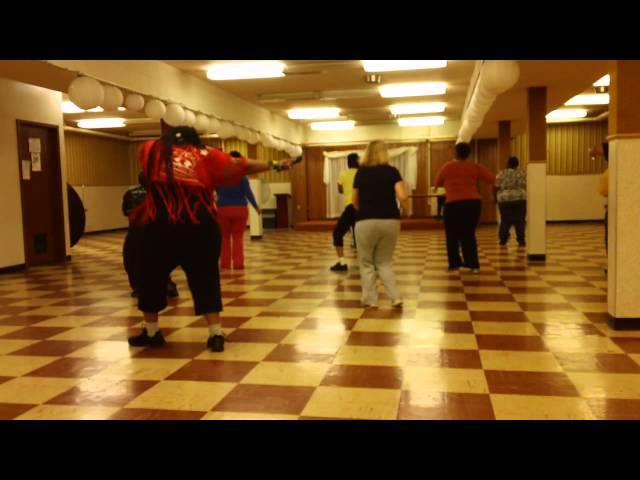God Made Me Funky Line Dance