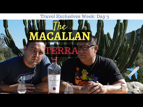 The Macallan Terra review - Travel retail exclusive Scotch whisky