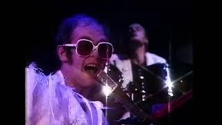 The Bitch Is Back - Elton John - Live in London 1974 HD