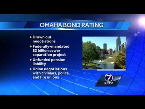 Moody's Investors Service downgrades Omaha's bond rating