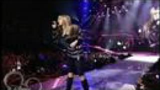 Rockstar LIVE by Hannah Montana w/ download