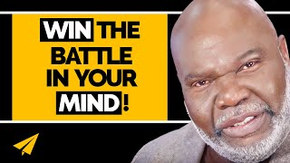 """Will You DIE a DREAMER?"" - Bishop T.D. Jakes (@BishopJakes) - Top 10 Rules"