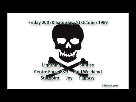 Pirate Radio ~ 20-21/10/1989 ~ Raid [R071]