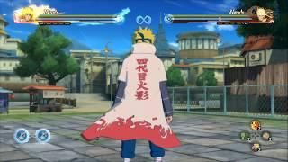 Naruto Shippuden Ultimate Ninja Storm 4:  All Characters Awakening(PS4/1080p)