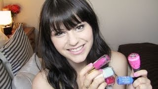 Summer Nail Polish Favorites ♥ Thumbnail