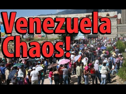 Image result for venezuela in chaos