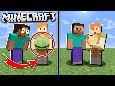 If You Could Get Pregnant In Minecraft
