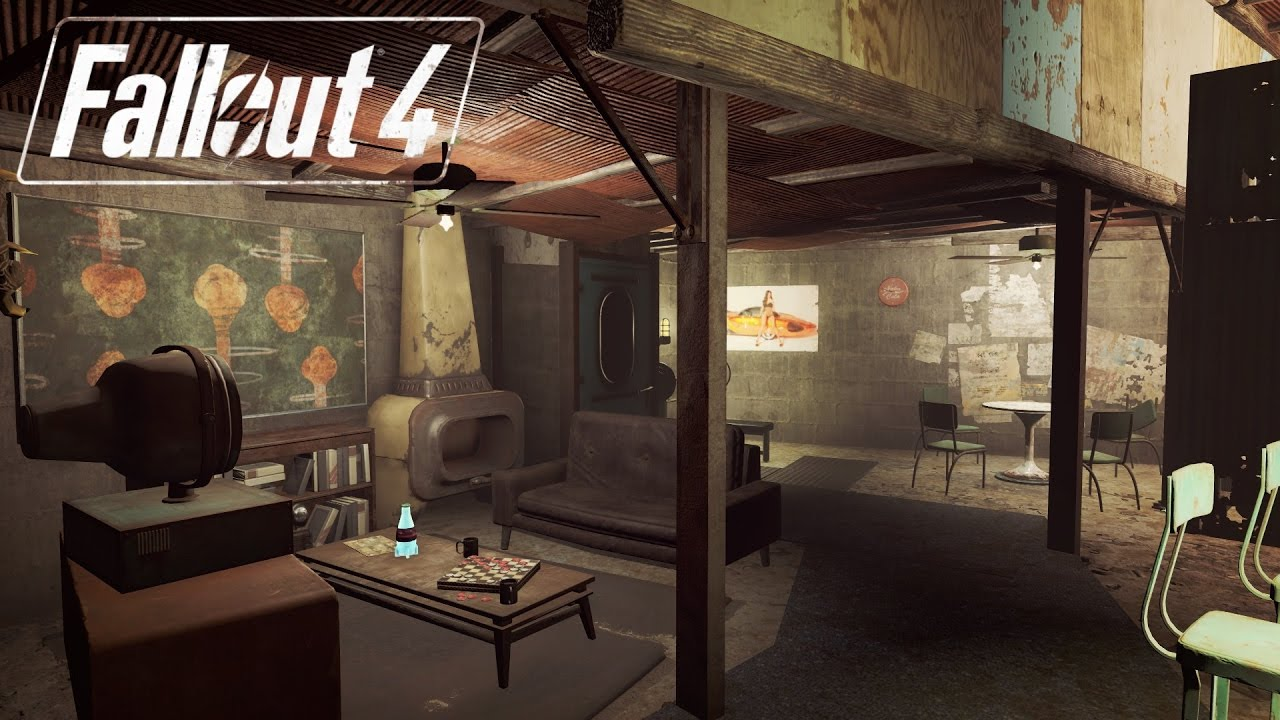 Home Plate Designs Fallout 4 Release