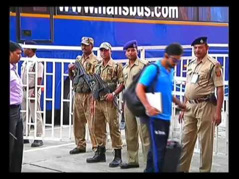 Indian Cricket Team in Indore