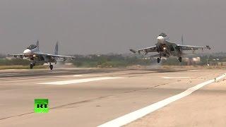 Российские военные используют в Сирии тактику стремительной войны