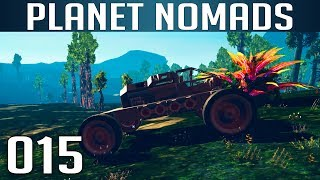PLANET NOMADS [015] [Die Suche nach Xaenite] [S02] Let's Play Gameplay Deutsch German thumbnail