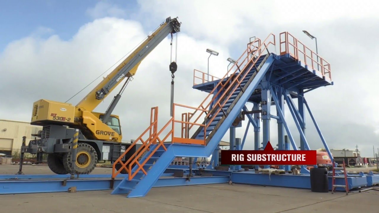 Mobile Workover Rigs | Drilling Rigs | Pumps, Racks, and Mats