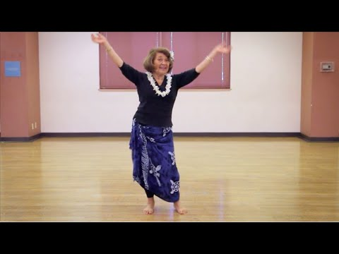 The Hukilau Song - Hula Dance