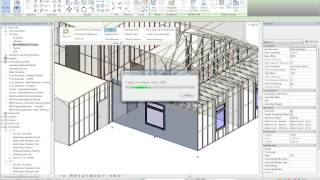Modelling And Documenting Steel Framing Structures With Revit Add Ons
