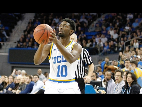 Highlights: Isaac Hamilton leads No. 3 UCLA men's basketball in big win over Arizona State