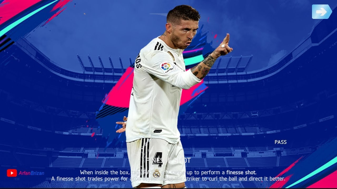 Best Mod Box 2020 300 MB] Download FIFA 20 Mod FTS 20 Android Offline First Touch