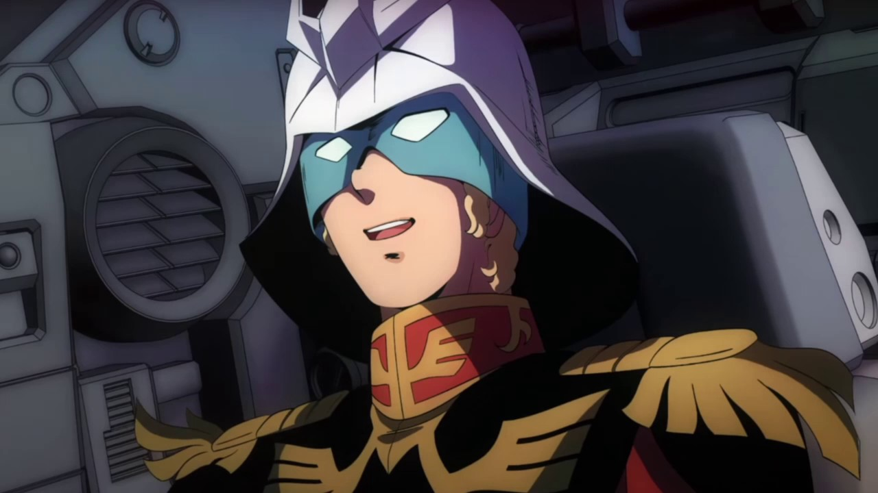 �������� ��� char aznable 0079 quotes youtube