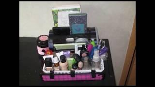 DIY makeup display 🙂