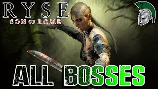 Ryse: Son of Rome - All Bosses