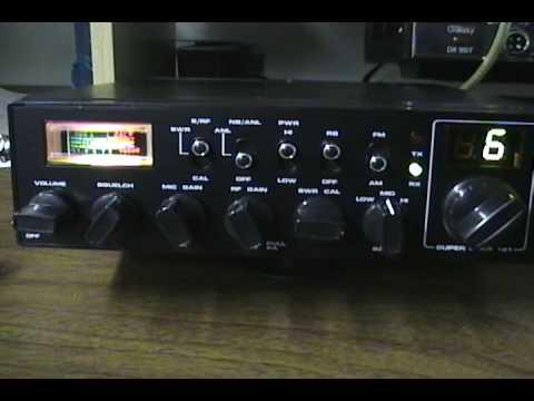 Superstar 121 10 meter Radio CB Review / Overview by CBradiomagazine.com