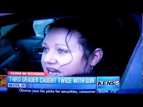 GUNS 9 Year Old Student York Road Elementary School Brings 9mm