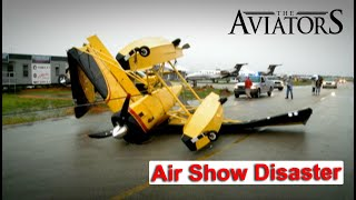 Aircraft Demolished at Air Show During Tornado + US Navy Blue Angels (The Aviators 2.06 FREEVIEW)