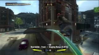 Shaun White Skateboarding Walkthrough - Part 2 [HD] (PS3/X360/PC/Wii)