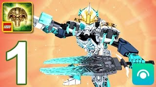 LEGO Bionicle Mask of Control - Gameplay Walkthrough Part 1 - The Entrance (iOS, Android)