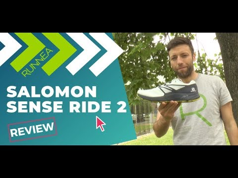 Salomon Sense Ride 2: Review y opiniones