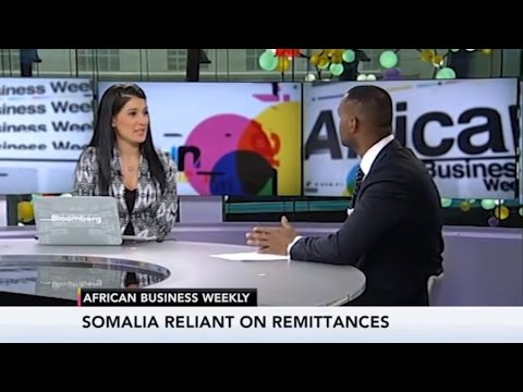 Somalia A Destination for Growth - Hassan Dudde  with  Eleni Giokos of Bloomberg TV