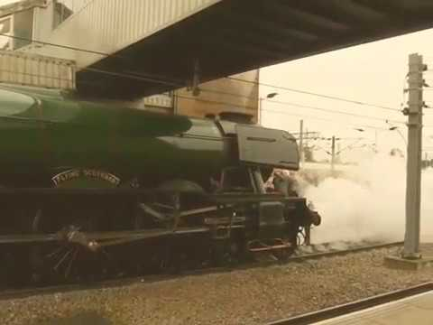 FLYING SCOTSMAN......ITS LAST PUFF