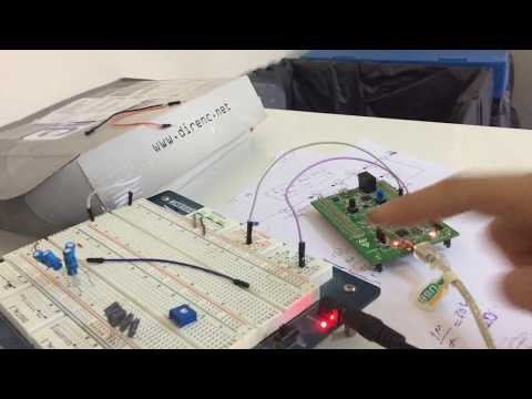 IIR High Pass Filter Design on STM32F4 - YouTube