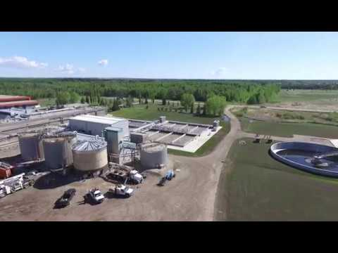 Aquatera's Wastewater Treatment Plant - A Virtual Tour