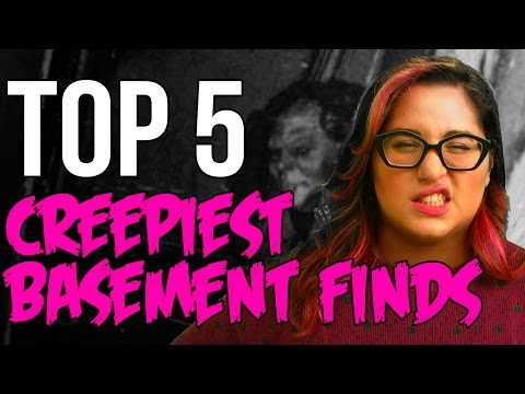 TOP 5 SCARY BASEMENT DISCOVERIES // Dark 5 | Snarled