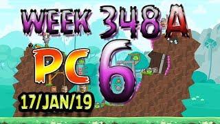 Angry Birds Friends Tournament Level 6 Week 348-A PC Highscore POWER-UP walkthrough