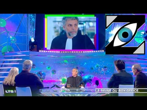 [Zap Télé] Thierry Ardisson tacle encore Stéphane Guillon !! (05/11/18)