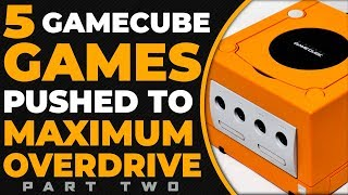 5 Gamecube Games pushed to Maximum Overdrive Part 2 - Jurassic Ninja