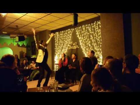Flamenco Night at Café del Duende, Valencia