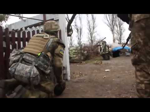 Ukraine undermining the fight BMP 2 right sector at the mine